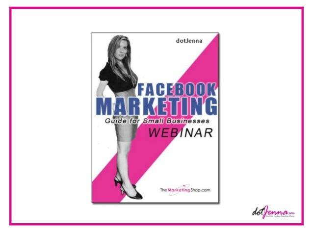 Why Facebook Marketing? • 400 Million people login to FB every day. • Serves as a live database of prospects. • Allows you...