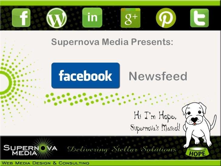 Supernova Media Presents: