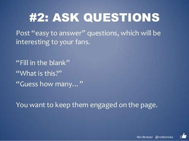 Posting Secrets for Facebook Slide 3