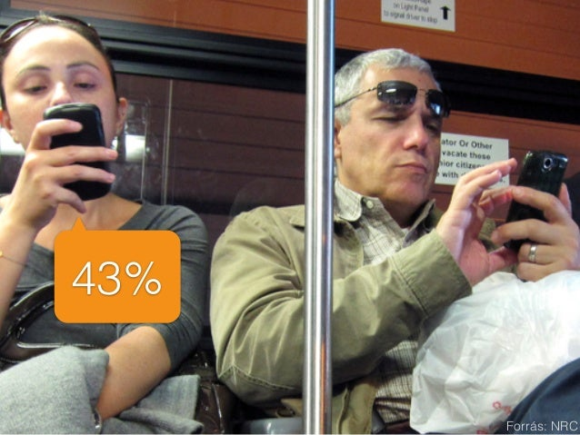 43% Forrás: NRC