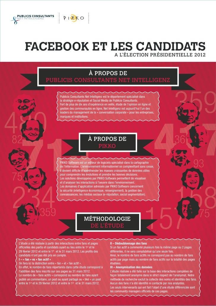 FACEBOOK ET LES CANDIDATS                  A L'ÉLECTION PRÉSIDENTIELLE 2012                                  À PROPOS DE  ...