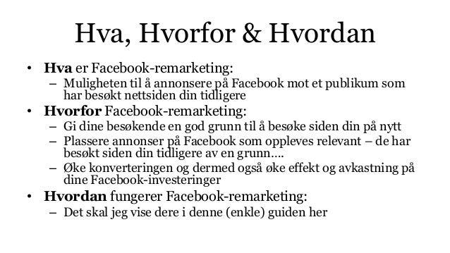 Facebook Remarketing Guide Slide 3