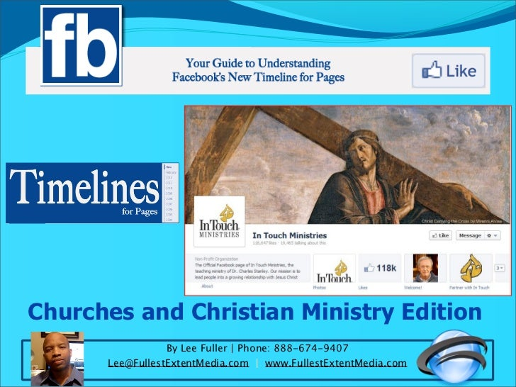 Churches and Christian Ministry Edition                 By Lee Fuller | Phone: 888-674-9407      Lee@FullestExtentMedia.co...