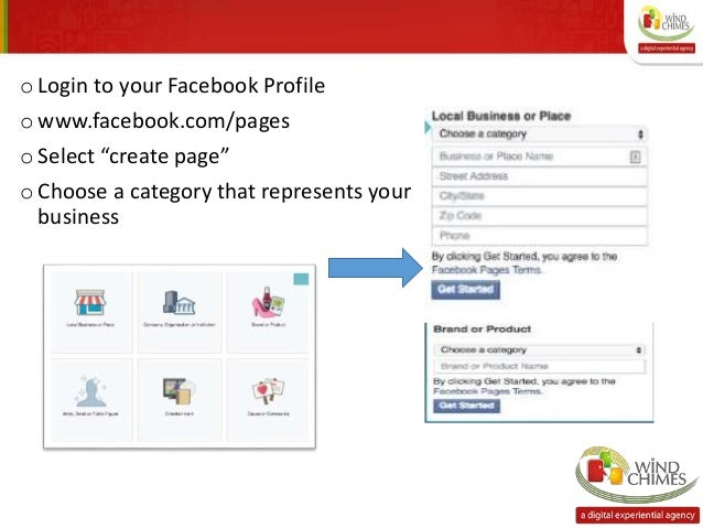 Facebook training ppt
