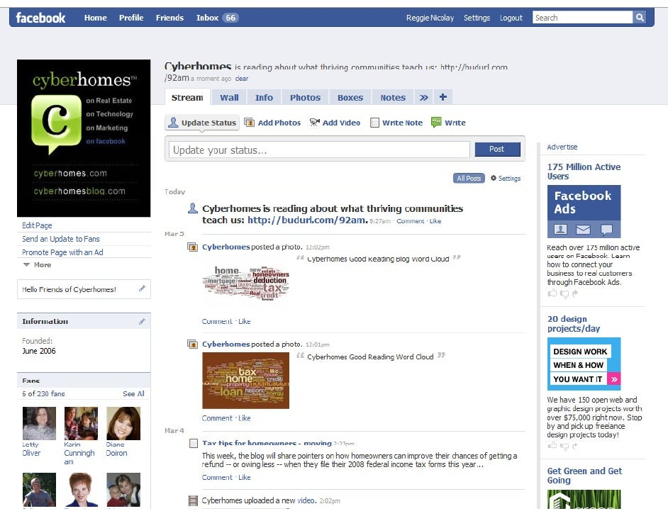 Introduction to Real Estate Marketing in Facebook