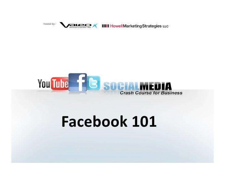 Facebook101