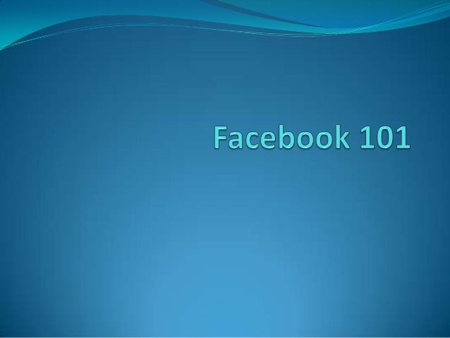 Facebook for Business The Importance of being found Google: Answers to questions SNs: An opportunity to connect and eng...