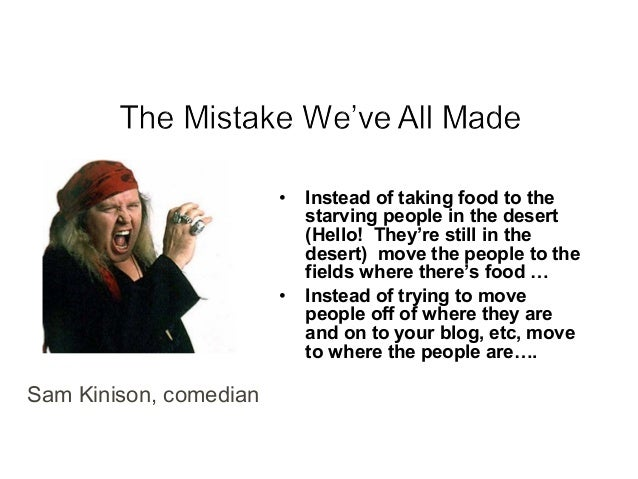 Sam Kinison Quotes On Vietnam: Facebook For Realtors