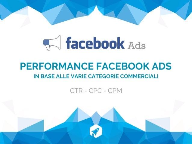 Facebook ads performance