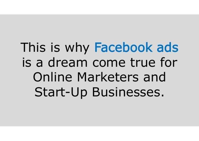 Facebook ads tutorial 2017 melvinreceno themagnificentpm Slide 3