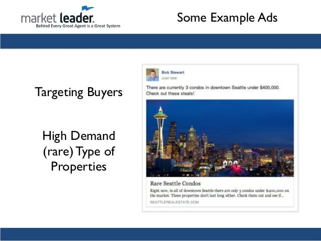real estate advertisement examples