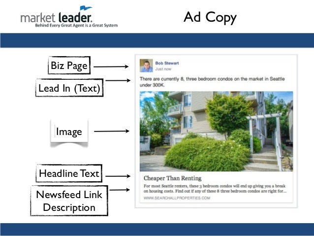 how to get real estate listings on facebook