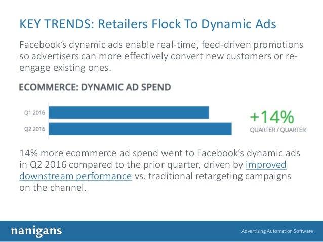 Facebook Advertising Benchmarks: Q2 2016  Slide 3