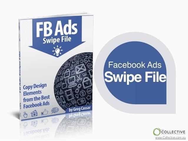 www.Collective.com.au Facebook Ads Swipe File