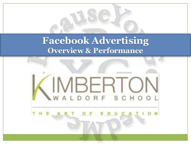 Facebook Advertising Overview & Performance