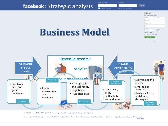Facebook - Strategic Analysis