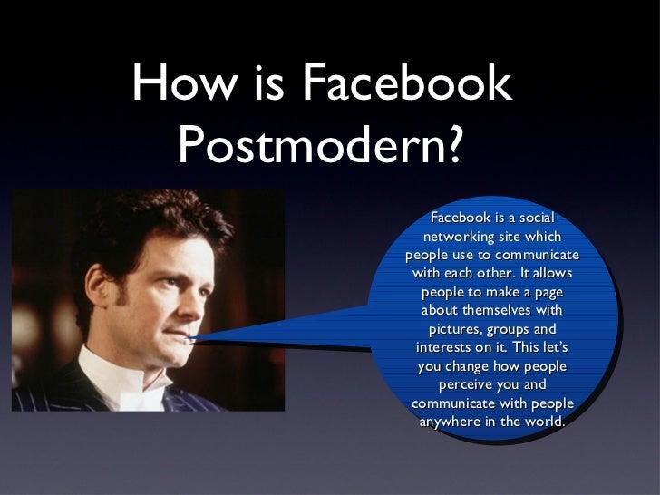 Post-Modernism Literature