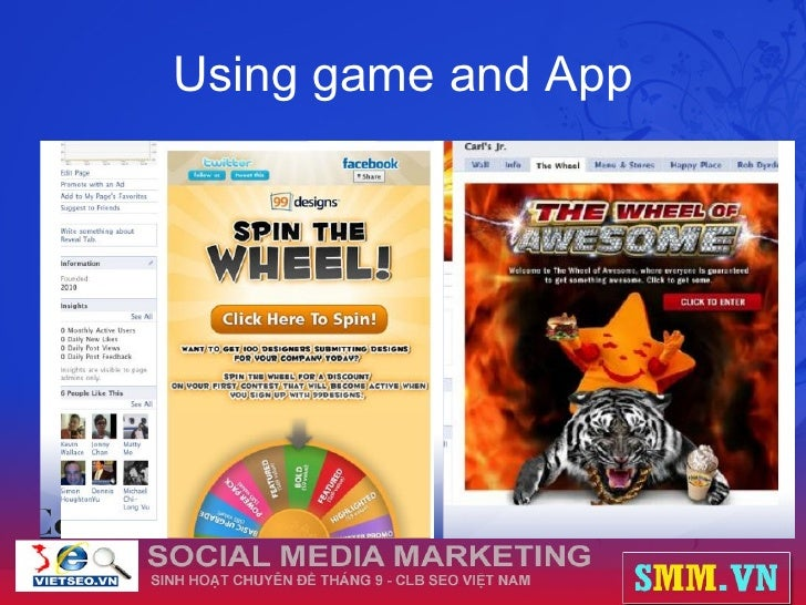 Using game and App