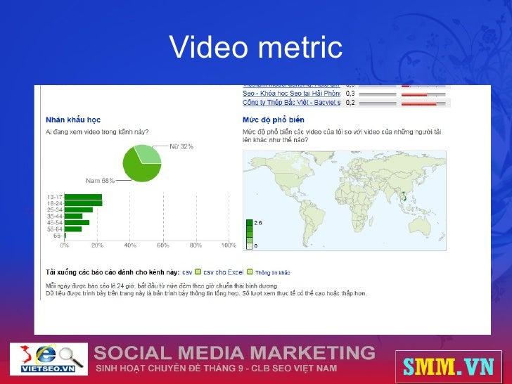 Video metric