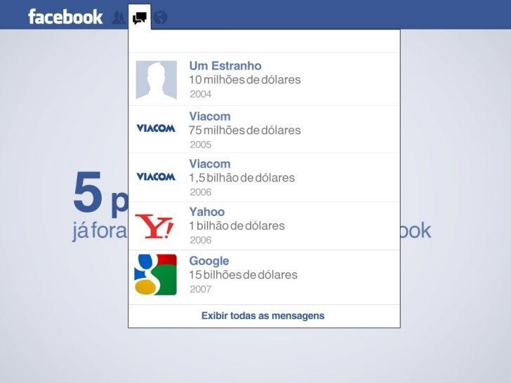 Facebook  apresentação  monkey business
