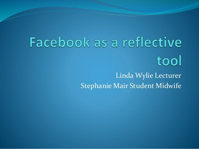 Linda Wylie Lecturer Stephanie Mair Student Midwife