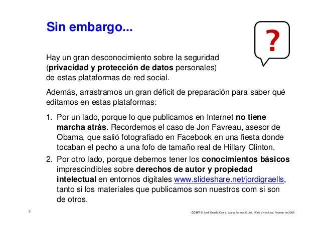 Facebook. Todo lo que quieres saber y nadie te ha explicado Slide 3