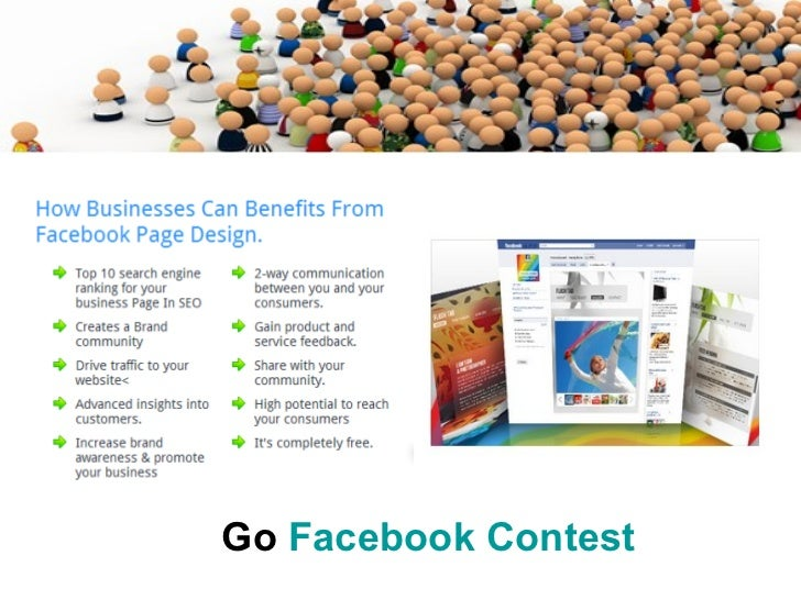 Go  Facebook   Contest