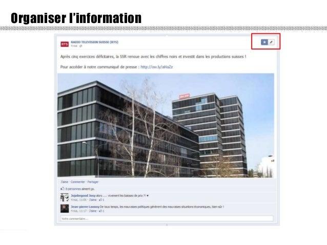 EPFL Presentation   01.2013 22 The Facebook Engagement Metrics