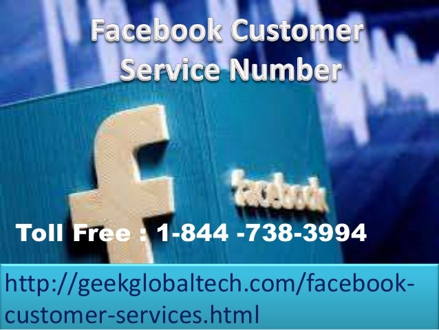 c1578edab1b Facebook Customer Service 1-844-738-3994 can provide better way out