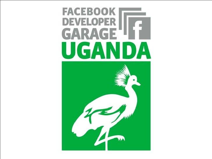 Facebook Developer Garage Uganda