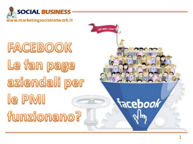 www.marketingsocialnetwork.it                                1
