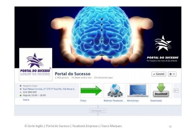 Facebook empresas vasco marques el corte ingles - Estores screen el corte ingles ...