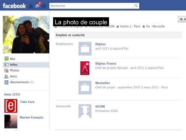 La photo de profil « en couple »  Morgane Gcd  avec André  Foucteau, à : Paris,  France.  La photo de couple