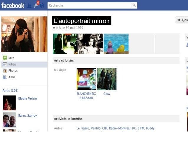 La photo de profil « en couple »  Morgane Gcd  avec André  Foucteau, à : Paris,  France.  L'autoportrait mirroir