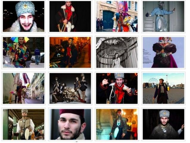 FACEBOOK = observation des photos de profil des usagers