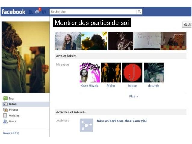 Montrer des parties de soi  La photo de profil « en couple »  Morgane Gcd  avec André  Foucteau, à : Paris,  France.