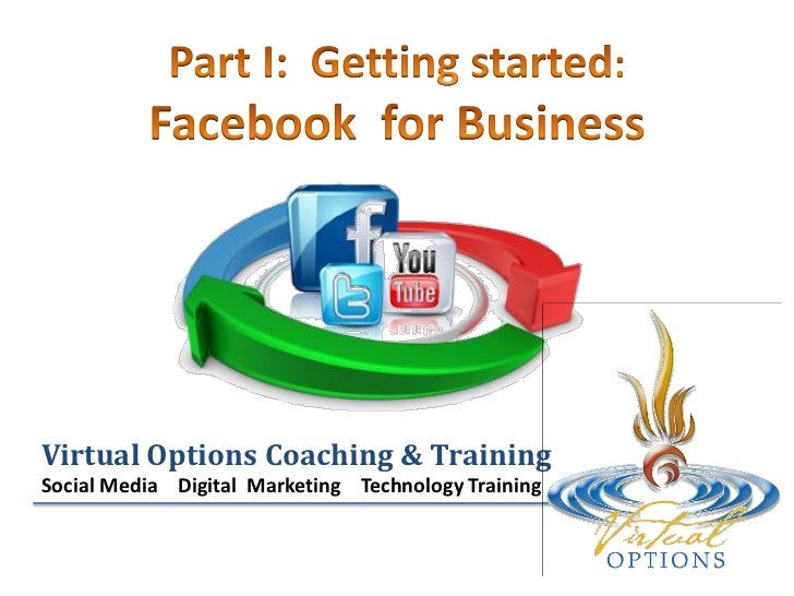 Virtual Options Coaching & TrainingSocial Media Digital Marketing Technology Training
