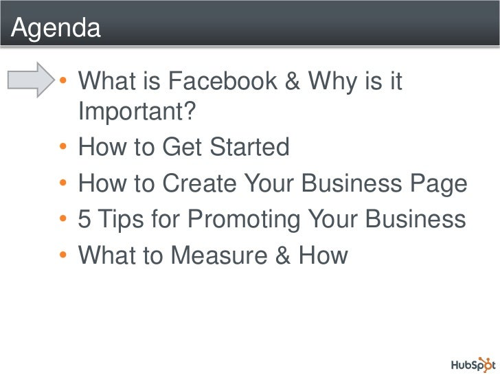 How to Use Facebook for Business - ClickZ Presentation Slide 2