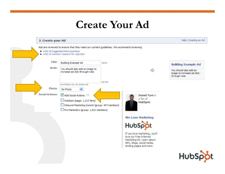 Create Your Ad