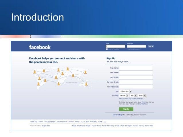 Facebook for Job Seekers Slide 2