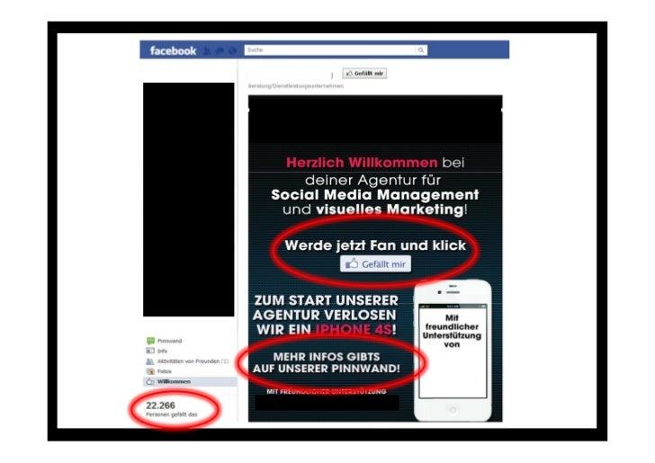 Warum Regeln?  Rechtliche    Schutz der Absicherung   Nutzer (& dervon Facebook    Plattform)