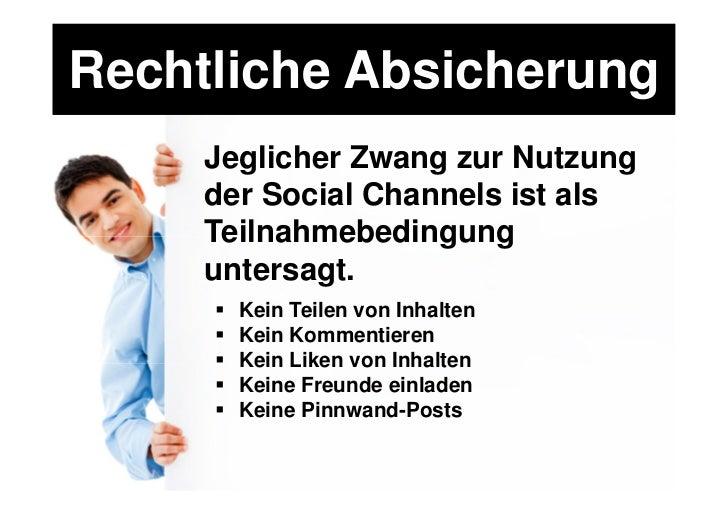 Schutz der Nutzer            (& der Plattform) Create a great user experience• Build social and engaging  applications• Gi...
