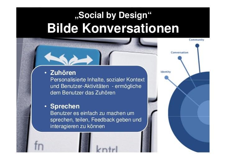 Facebookseiten mit hohen Conversion Rates - Social Media Economy Days München 2011