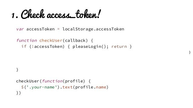 Introduction to Facebook Graph API and OAuth 2