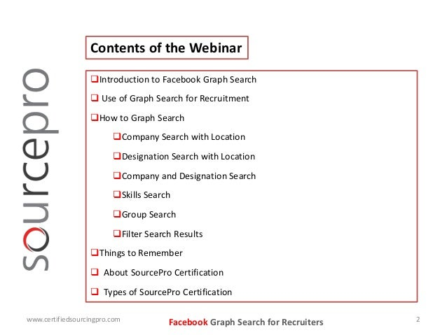 how to graph search facebook