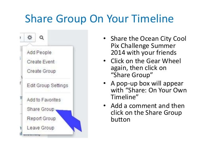 how to add a group to facebook favorites