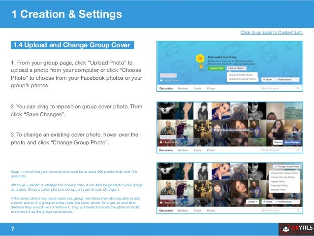 Facebook groups admin guide 2017 6 9 ccuart Choice Image