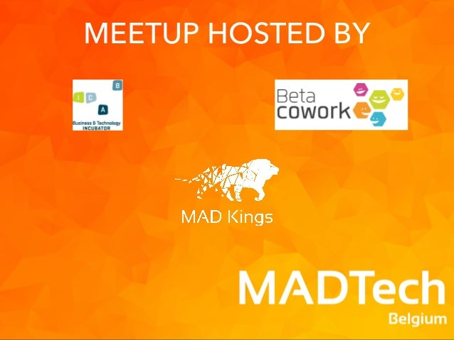MEETUP HOSTED BY