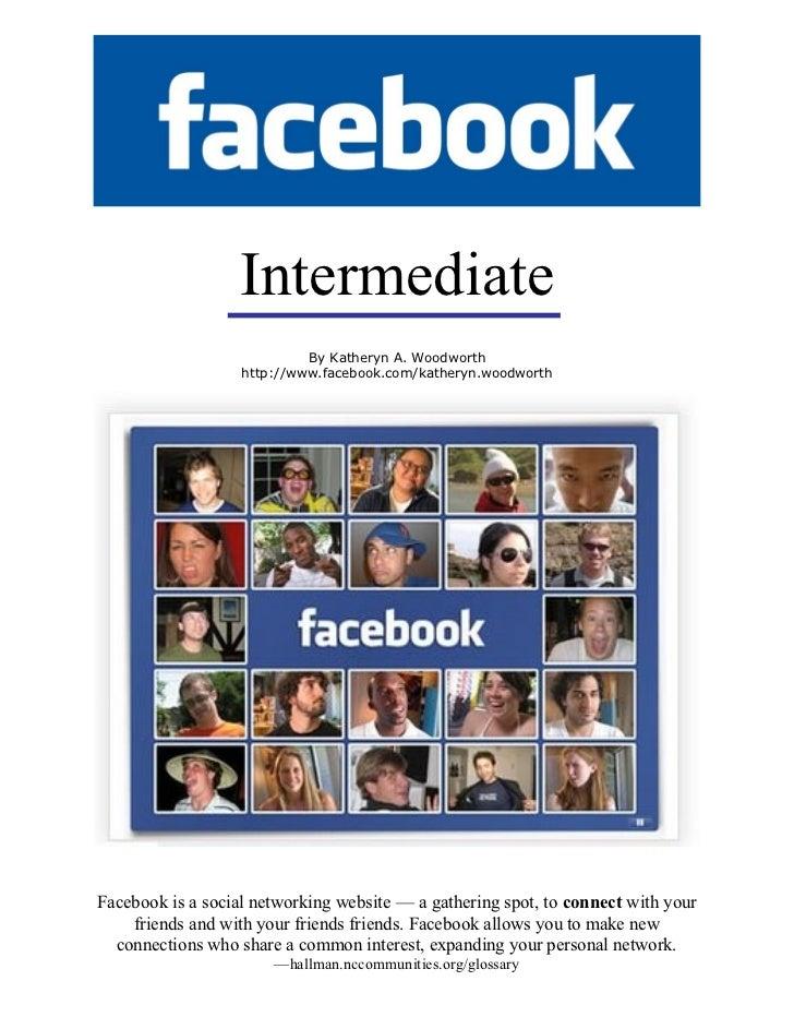 Intermediate                            By Katheryn A. Woodworth                   http://www.facebook.com/katheryn.woodwo...