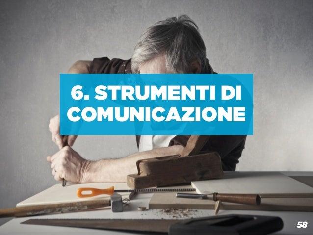 6. STRUMENTI DICOMUNICAZIONE    BOX MARCHE: COMUNICAZIONE ON LINE 2.0                                            58